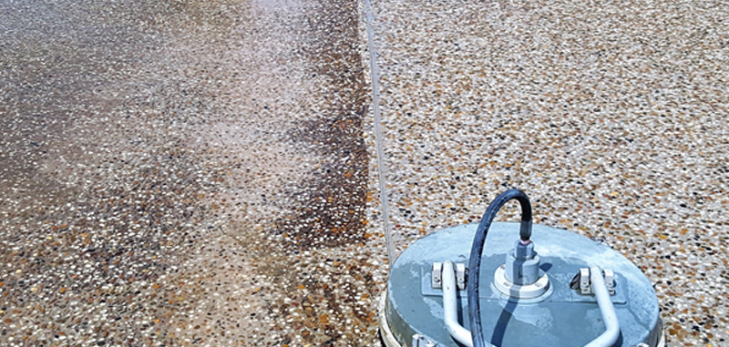 Concrete Cleaning | Brisbane | The House Washer