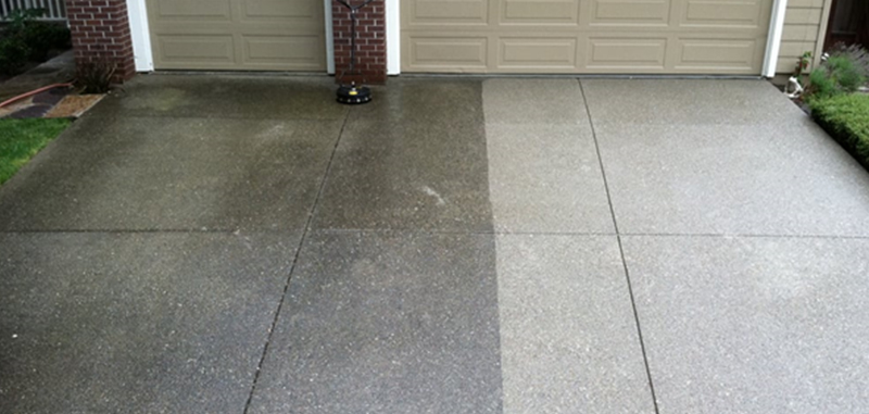 Driveway Cleaning | Brisbane | The House Washer