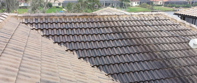 Roof Cleaning | Brisbane | The House Washer