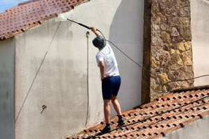 residential cleaning service