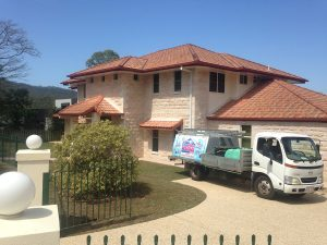 brisbane house washing