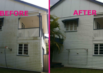 Pressure Washing, Brisbane