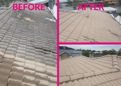 Roof Cleaning, Brisbane
